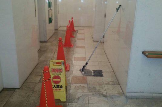 マンション特別清掃