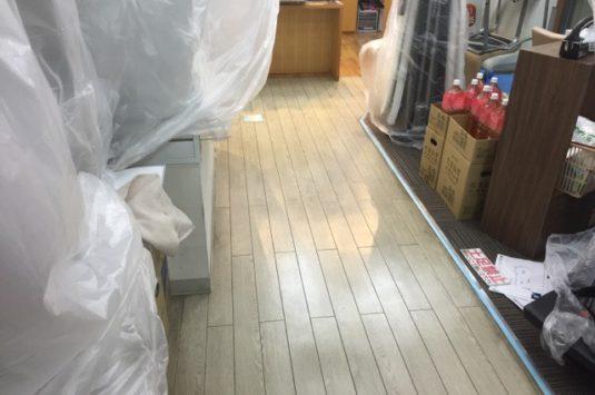 久留米 有名テナント清掃