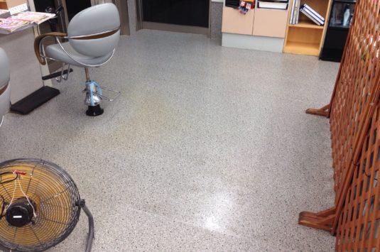 北九州の美容室清掃
